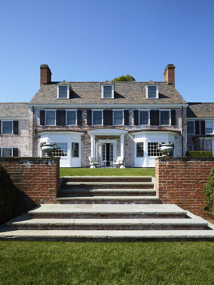 Austin patterson disston architects portfolio renovations colonial revival updated - Residence secondaire austin patterson disston ...